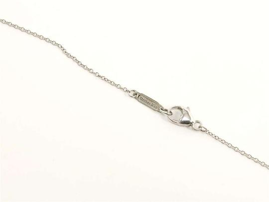 Tiffany & Co. Tiffany Platinum Diamond Jazz Drop Pendant NEW