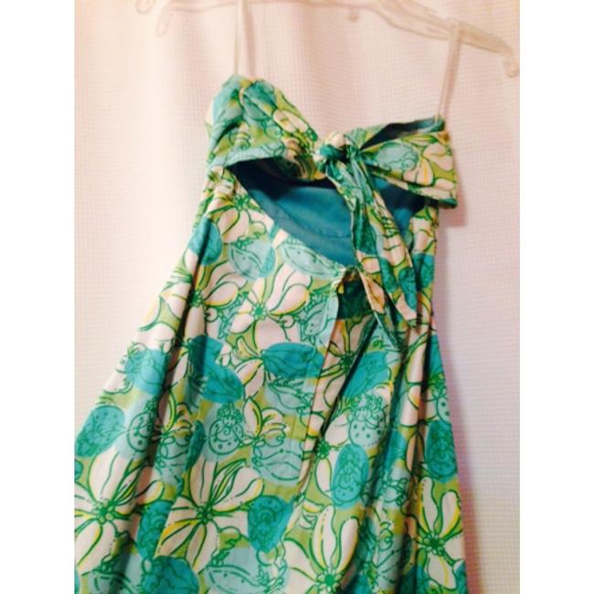 Lilly Pulitzer Formal Floral Cut-out Strapless Party Dress