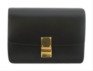 Céline Box Leather Cross Body Bag
