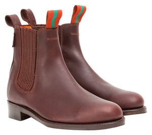 Penelope Chilvers Maroon/Brown Boots