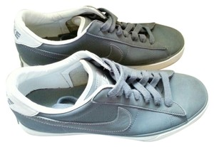 Nike Blazers Low Top Sneakers Gray Athletic