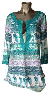 Calypso St. Barth Tunic Top
