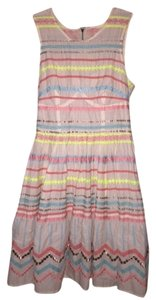 Tracy Reese Ribbons Dress