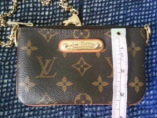 Louis Vuitton Pre-owned Louis Vuitton Monogram Milla Clutch