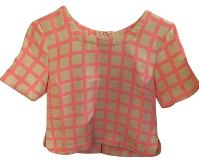Preload https://item1.tradesy.com/images/joa-tanneon-pink-joa-crop-blouse-size-0-xs-5727010-0-0.jpg?width=400&height=650