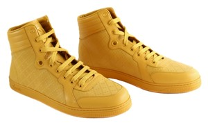 Gucci Men's Shoe Yellow Athletic