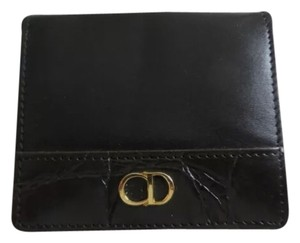 Dior Christian Dior Leather Wallet. Nice!!