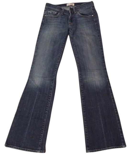 Express Delixe Premium Denim Boot Cut Jeans