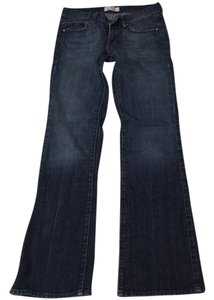 Express Deluxe Premium Denim Boot Cut Jeans