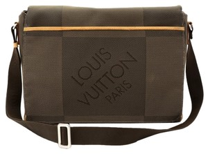 Louis Vuitton Messager Terre Brown Messenger Bag