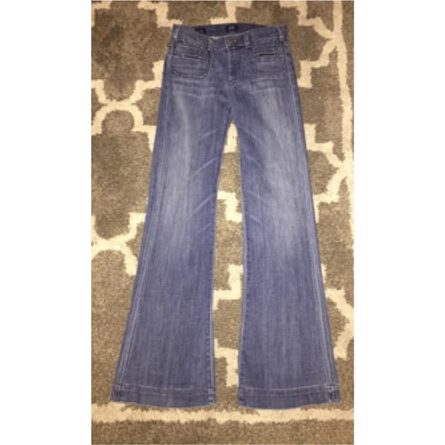 Citizens of Humanity Trouser/Wide Leg Jeans