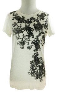 J.Crew #sequin #embellished #jcrew #graphictee T Shirt Ivory