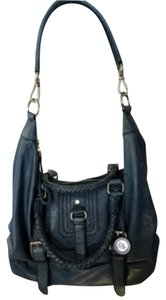 The Sak Satchel in Blue