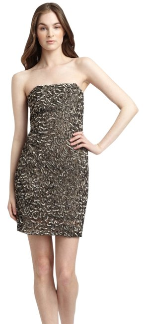 Preload https://item4.tradesy.com/images/alice-olivia-gray-rigby-sequined-cocktail-c110695531-above-knee-night-out-dress-size-2-xs-5731018-0-0.jpg?width=400&height=650
