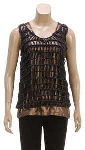 Brunello Cucinelli Top Bronze