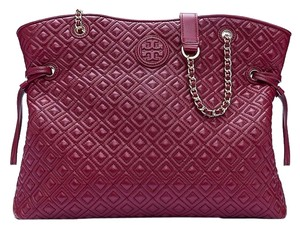 Tory Burch Tote in Red Agate