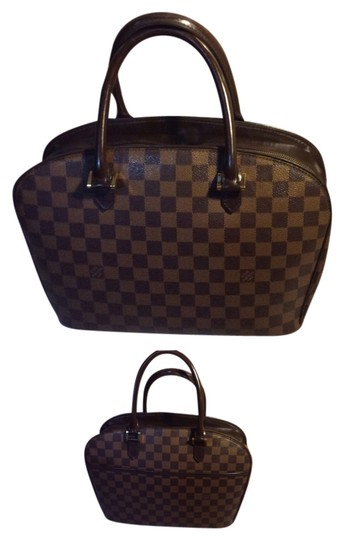 Preload https://item4.tradesy.com/images/louis-vuitton-sarria-damier-horizontal-hand-ar0082-brown-leather-and-canvas-satchel-5732668-0-0.jpg?width=440&height=440