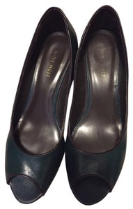 Nine West Teal Pumps