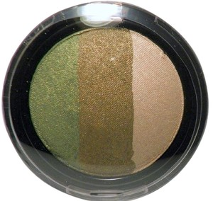 B*Vain B. Vain 3 Stripe Baked Eyeshadow - Ivy - New & Sealed