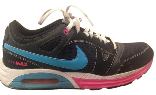 Nike Air Max 90 New Black, pink, white, blue Athletic