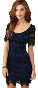 Nasty Gal Lace Mini Dress