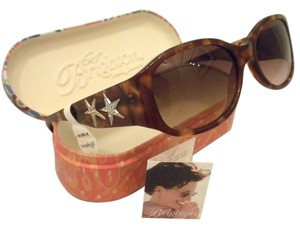 Brighton Brighton A12014 Tortoise Anchors Away Starfish Brown Sunglasses