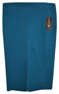 INC International Concepts Skirt Teal
