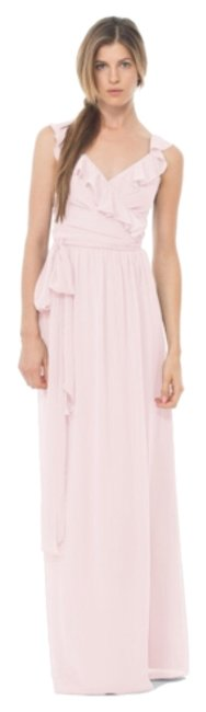 Item - Pink Lacey Long Casual Maxi Dress Size 2 (XS)