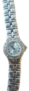 Anne Klein Diamond and Sapphire Ladies' Watch