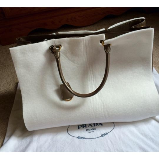 Prada Tote in Gray