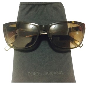 Dolce & Gabbana Brown Sunglass