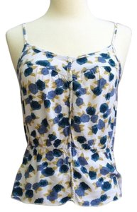 Kirra Top Blue Floral