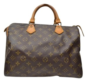 Louis Vuitton Lv Speedy 30 Satchel