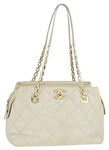 Chanel Retro Chain Camera Gst Shopping Shoulder Bag
