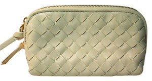 Bottega Veneta Bottega Veneta Intrecciato Nappa Leather Cosmetic Accessories Bag