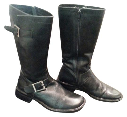 Other Motorcycle Black Boots