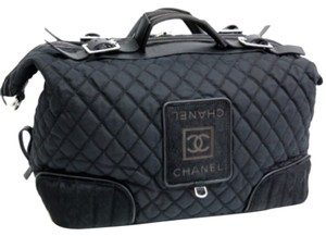Chanel Garment Travel Travel Bag