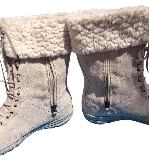 Item - Off White Boots/Booties Size US 10