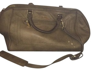 Paul & Joe Satchel in Light Brown