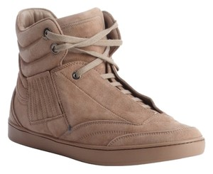 Dior Sneaker High Top Casual Brown Athletic