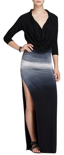 Black Ombre Maxi Dress by Young Fabulous & Broke Pilar Yfb
