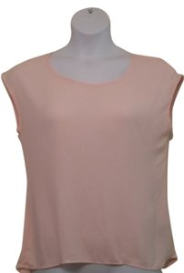 Love + Haight Sleeveless Top Peach