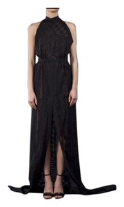 Black Maxi Dress by Balmain