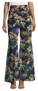 Carmen Marc Valvo Wide Leg Pants