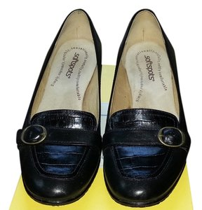 Softspots Black Pumps