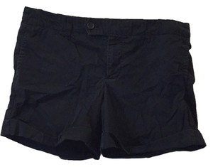 Gap Cuffed Shorts Navy