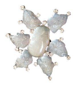 Jeanne by Cecile & Jeanne BROOCH / PENDENT