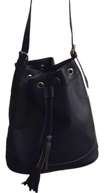 Item - Perfect For Vegans Blue Synthetic Leather Hobo Bag