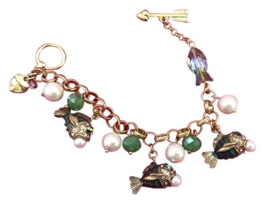 Preload https://item1.tradesy.com/images/betsey-johnson-gold-green-and-white-fish-a-toggle-7-bracelet-5744770-0-1.jpg?width=440&height=440