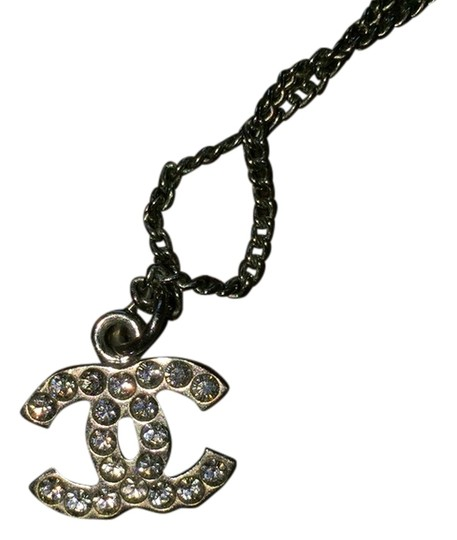 Preload https://item5.tradesy.com/images/chanel-silver-cc-necklace-5744779-0-2.jpg?width=440&height=440